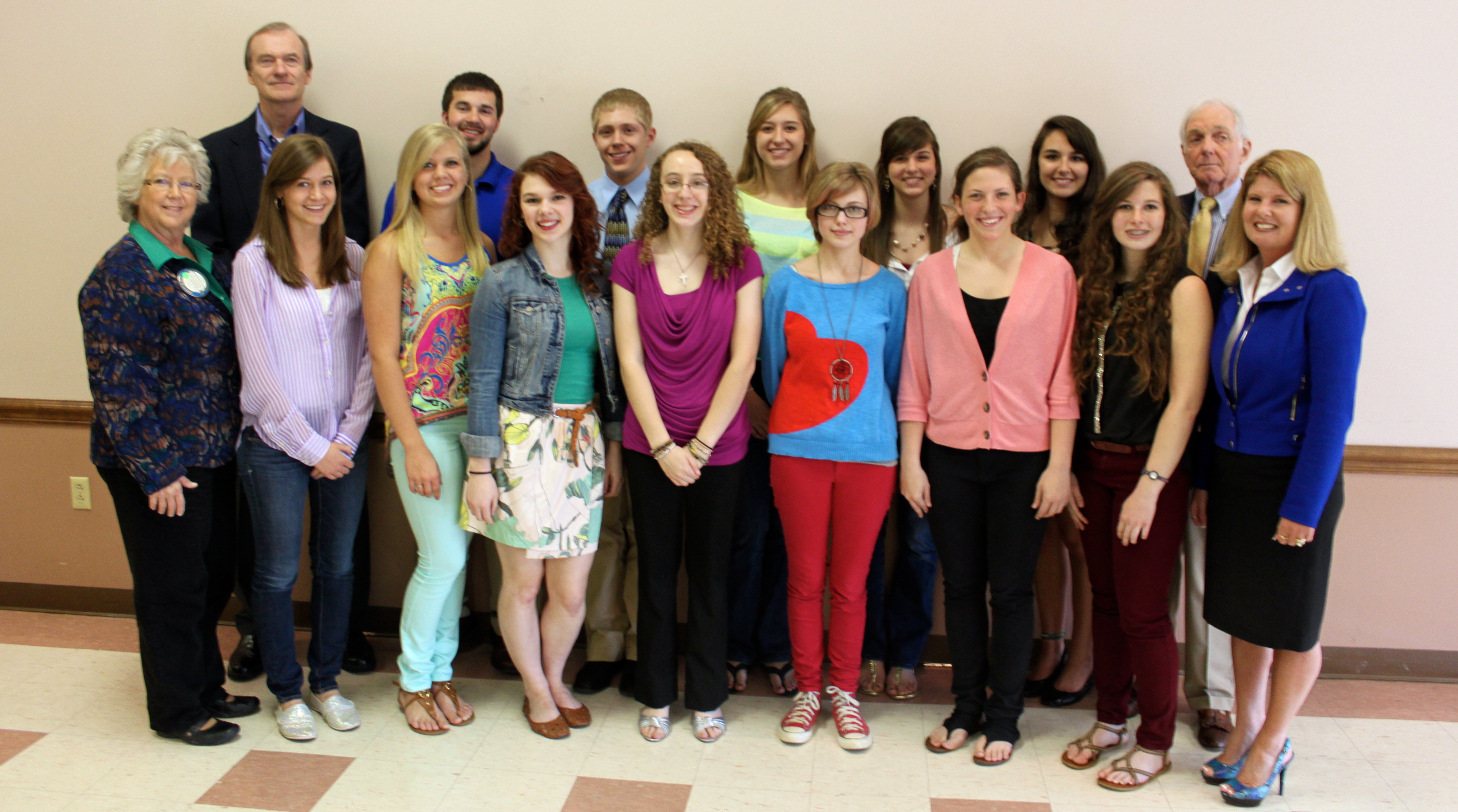 clarion county students earn rotary scholarships com twelve clarion county high school juniors have been awarded scholarships to the 2013 rotary youth leadership awards ryla conference to be held at
