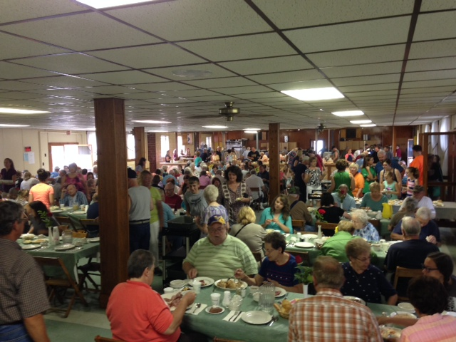 Labor Day - Dining Hall
