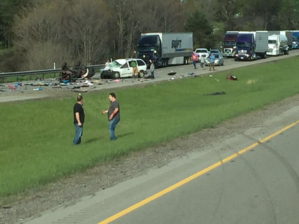 Police Identify Victims in Triple-Fatal Crash on I-80