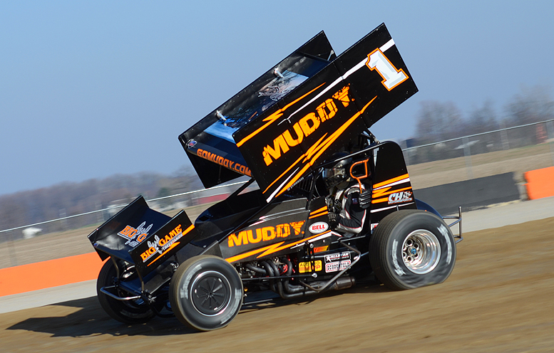 Defending champion and current point leader Dale Blaney will lead the All-Stars to the area this weekend