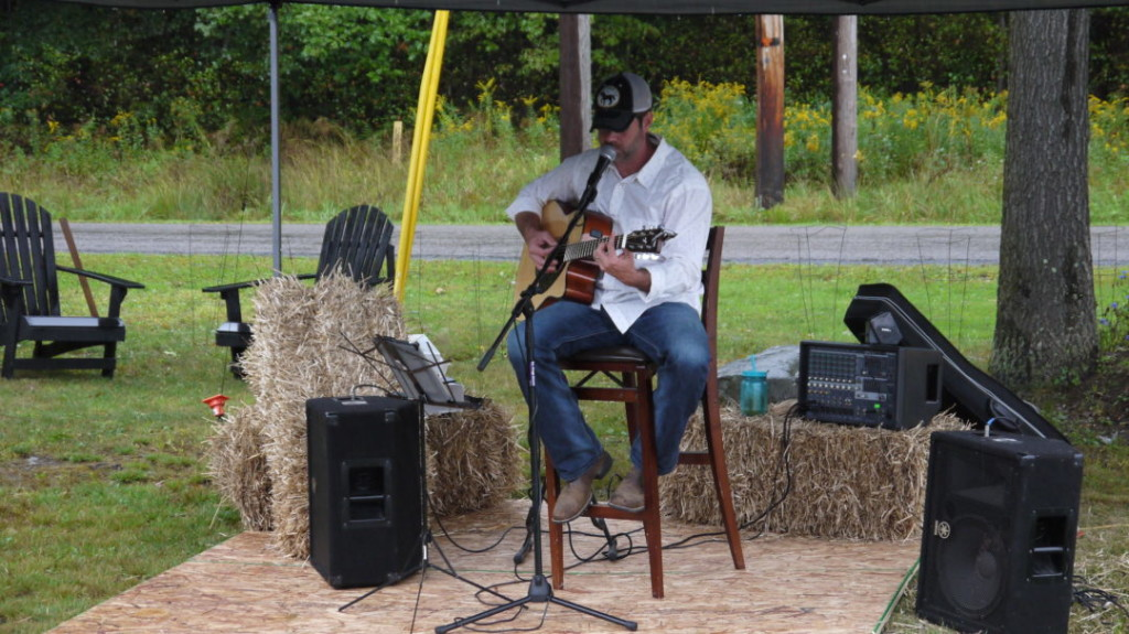 Mike Ames will be performing current and classic country hits from 1:00 p.m. to 4:00 p.m.