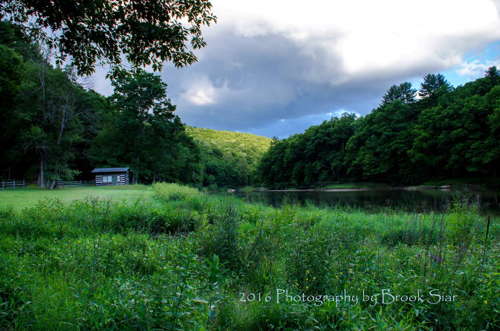 Evening in Cooksburg, Pa. Photo submitted by Brook Siar.