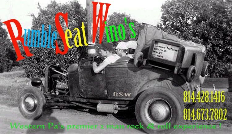 rumble seat winos