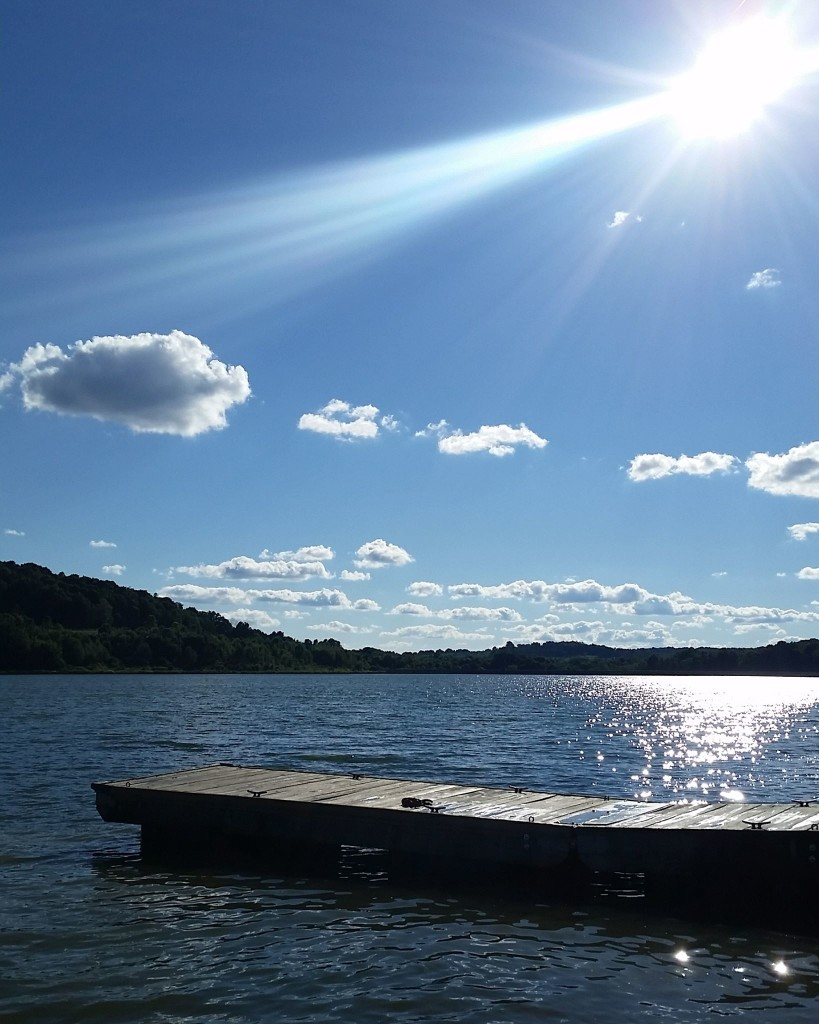 Kahle Lake in Emlenton, Pa. Photo captured by Kelsey Ryan Wells.