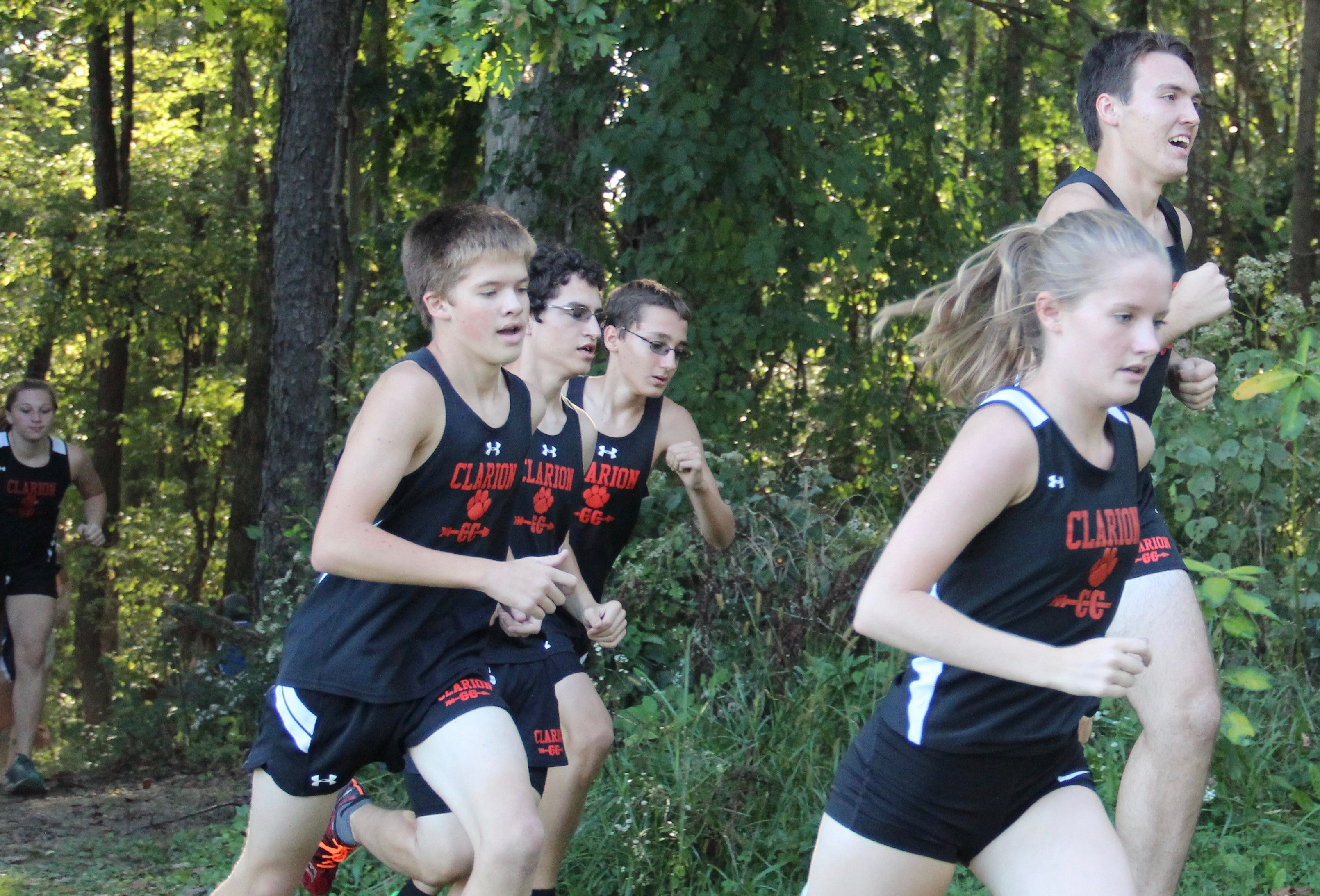 Clarion Cross Country