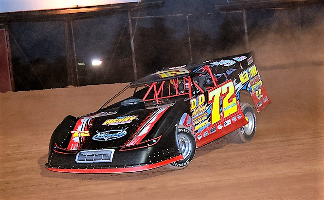 Michael Norris closed out the season strong with a win at The Steel City Stampede