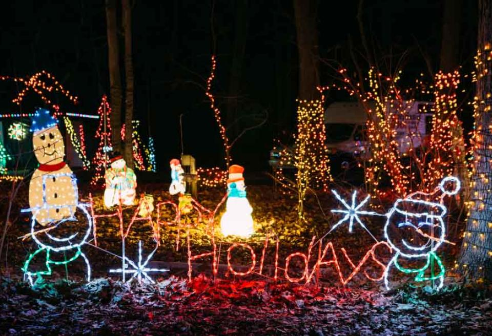 Holiday Attractions in Pennsylvania