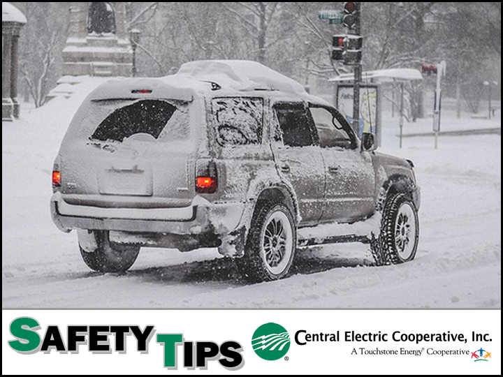 Central Electric Safety Tips Janaury