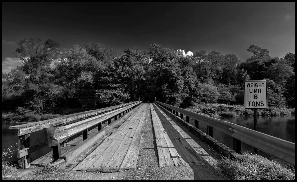 Mayburg Bridge over Tionesta Creek. Photo by Callihan Images.