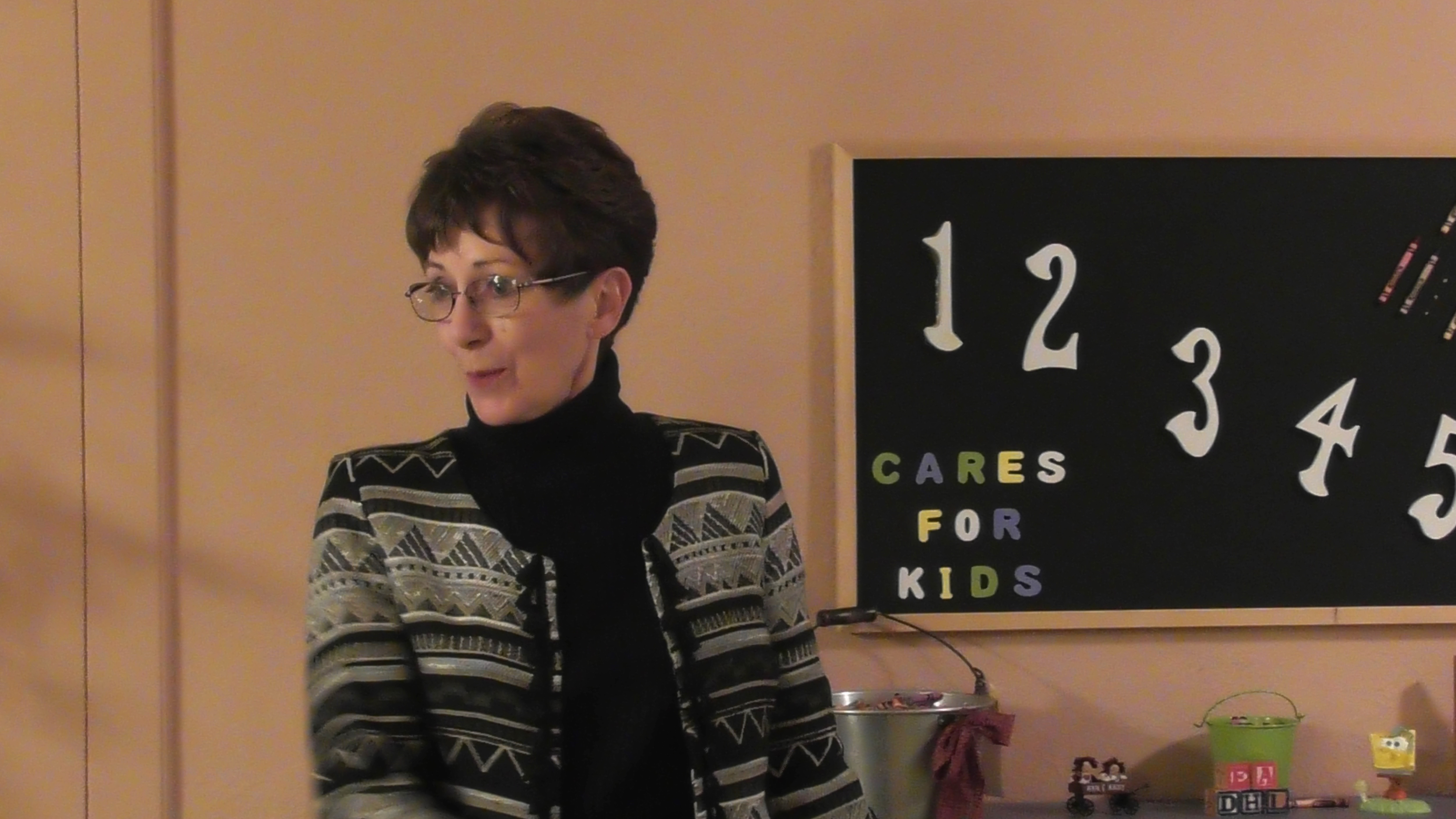 Pat Berger-Western PA Cares For Kids Center