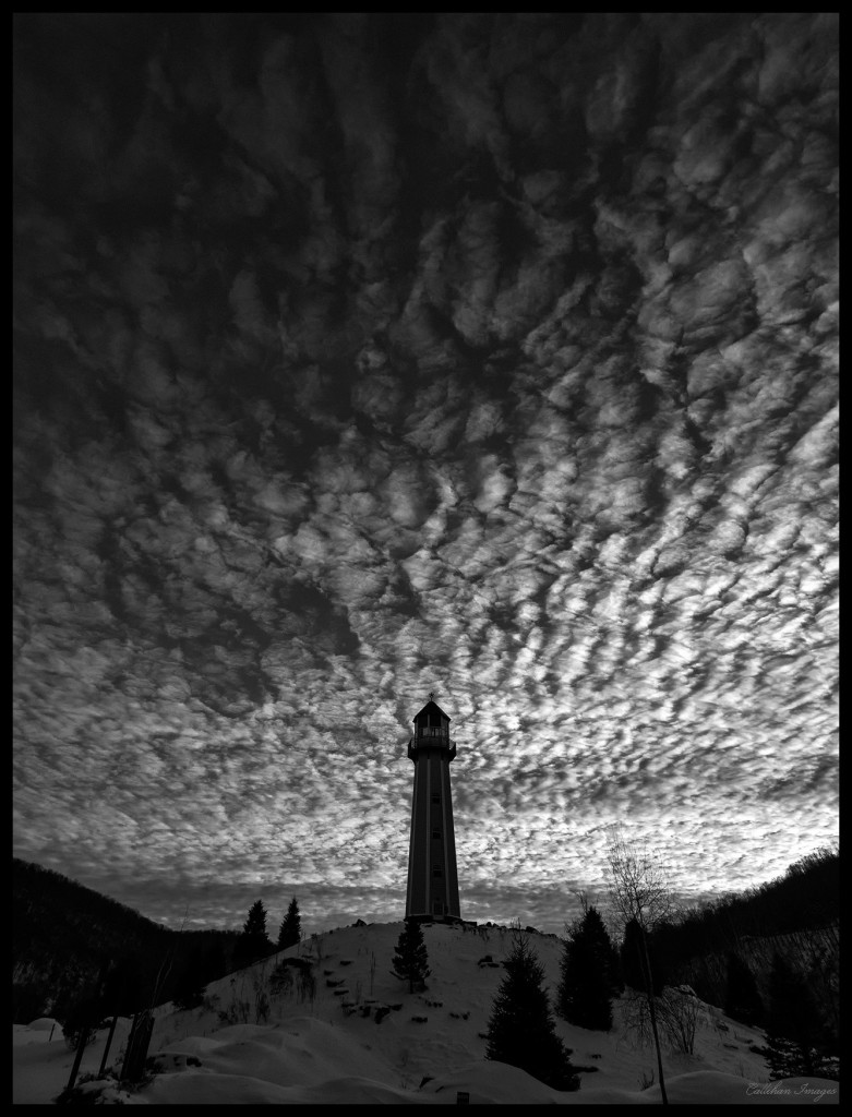 Sherman Memorial Lighthouse in Tionesta, PA. Photo by Callihan Images.
