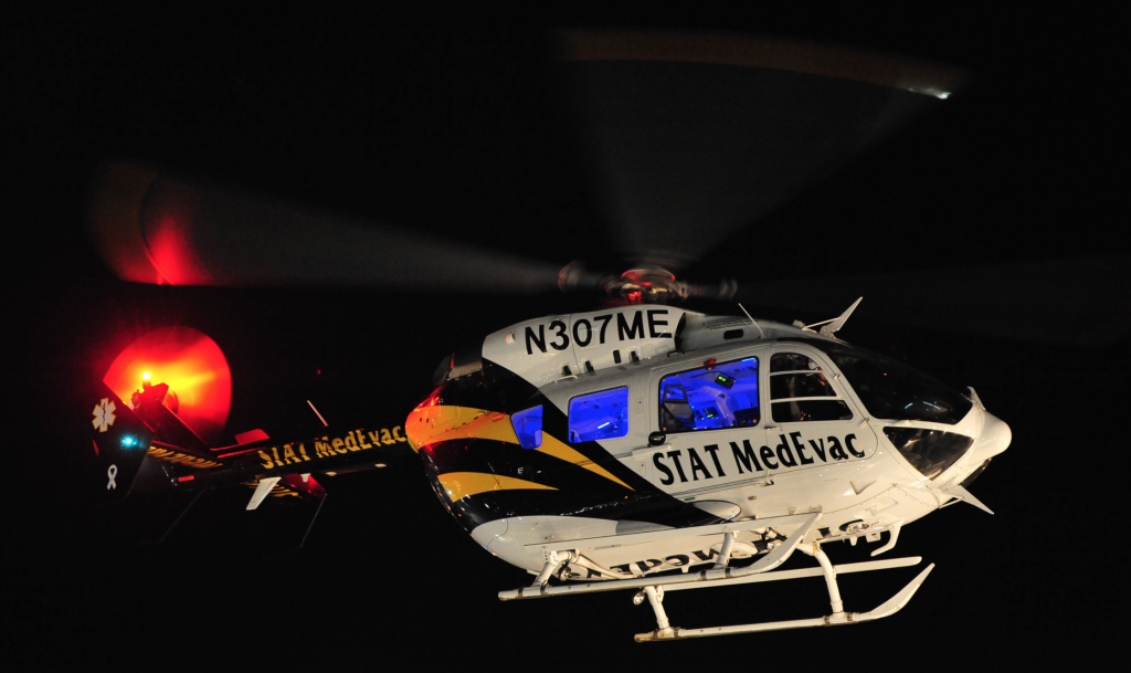 stat-medevac-night