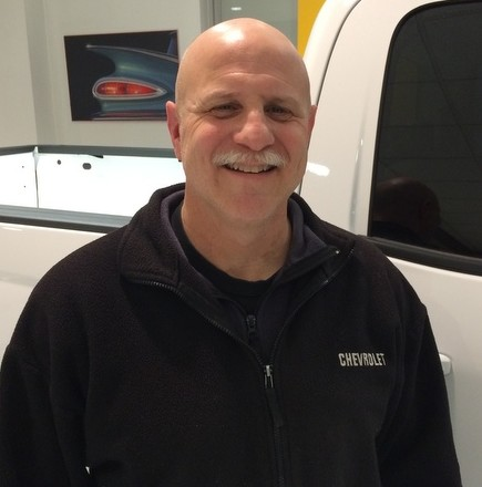 Ben Kundick of Redbank Chevrolet