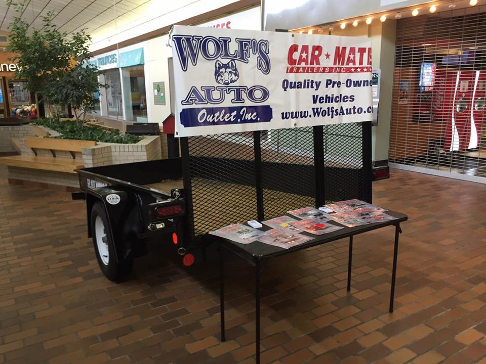 clarion mall outdoors show