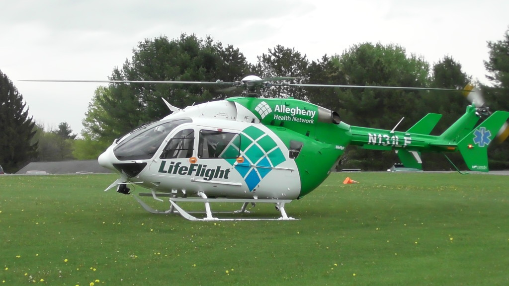 AHN-Lifeflight Helicopter 2
