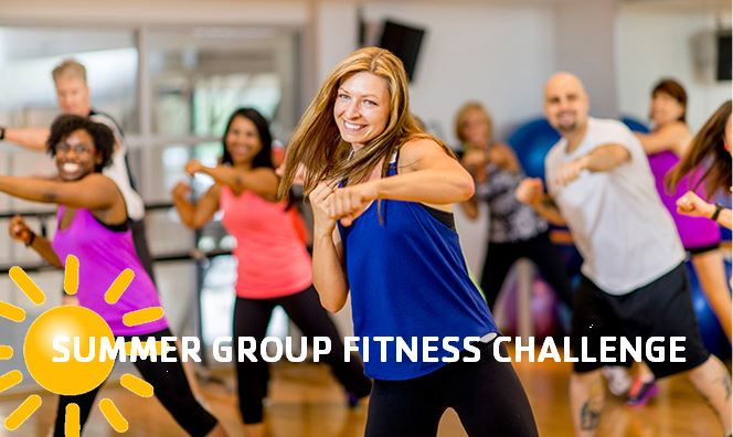 Summer Group Fitness Challenge