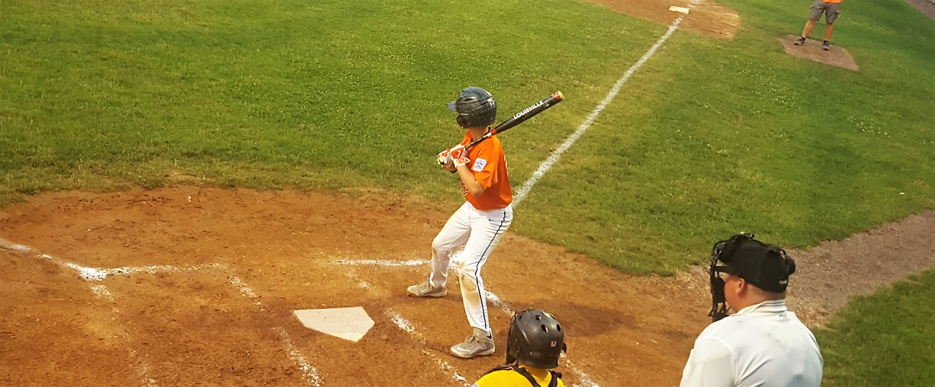 Dawson Smail of Burns & Burns had a home run, a double and two RBIs.