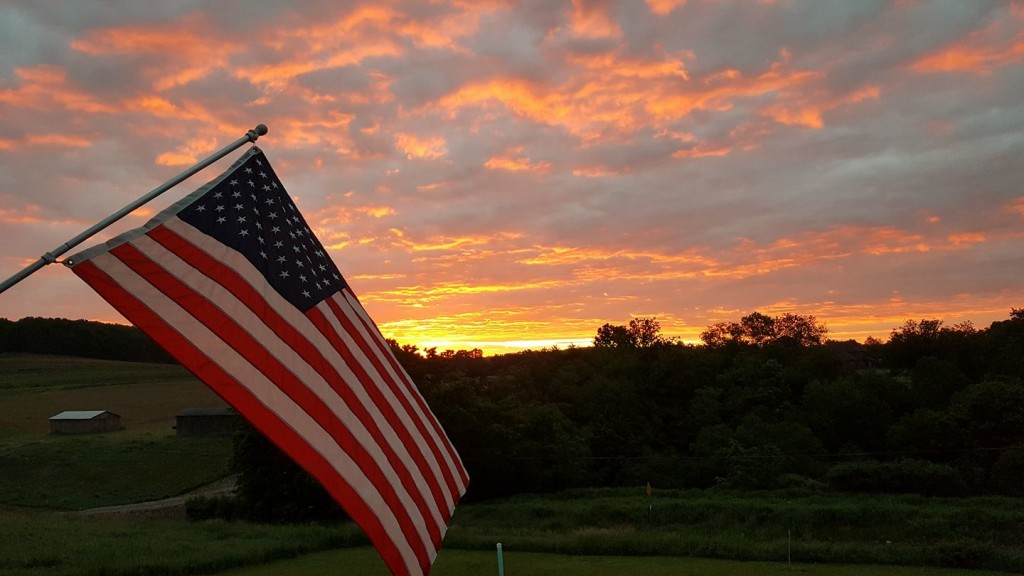 Good morning from Distant, PA! Submitted by: Scott Sherry.