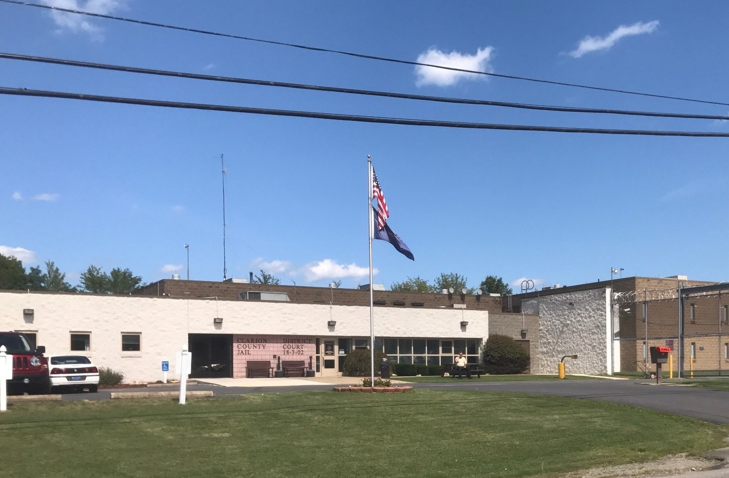 Clarion County Jail