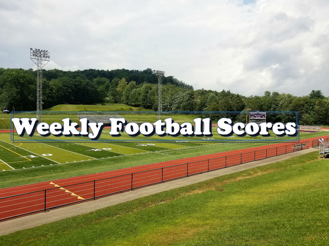 Weekly Football Scores