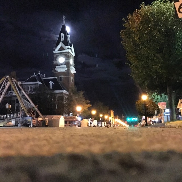 Photo captured on Main Street in Clarion. Submitted by Karly Kaufman.