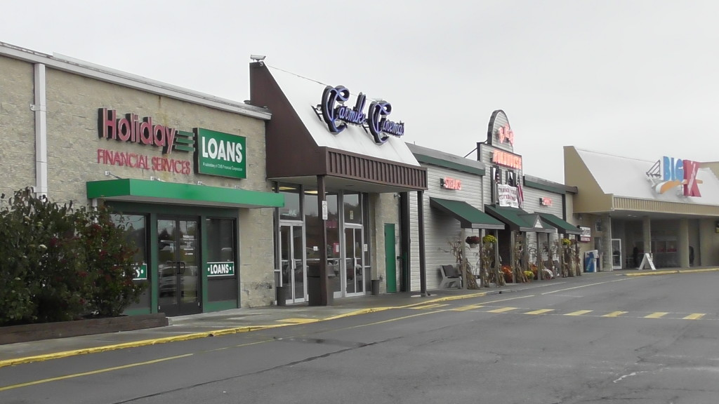 Clarion Mall exterior