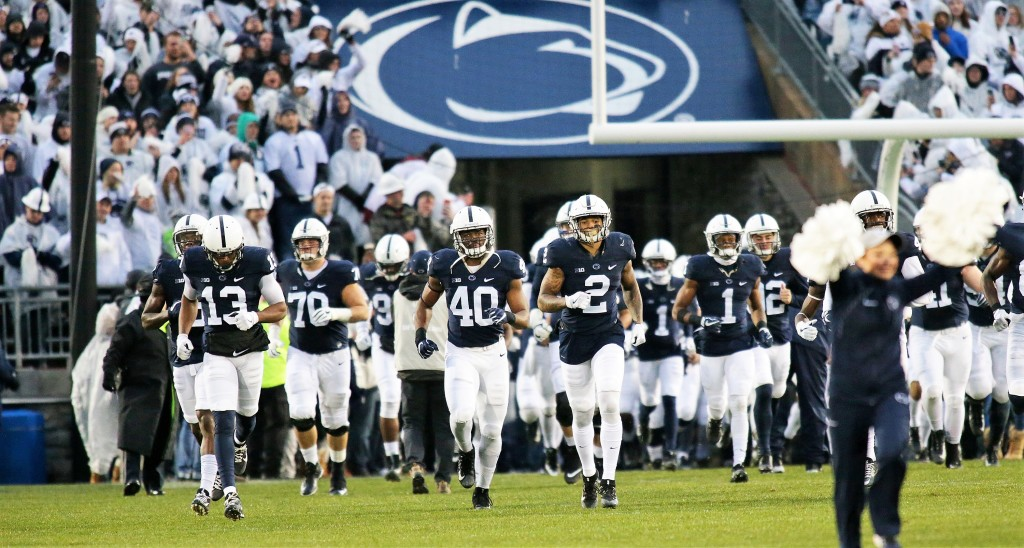 Penn State football 2 Burdick