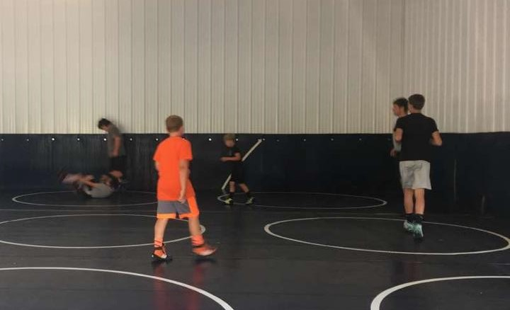 Partner Trained Wrestling Club Gives Area Grapplers Local