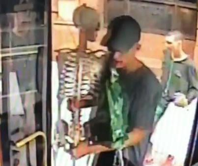 Police-release-security-video-of-unusual-skeleton-theft
