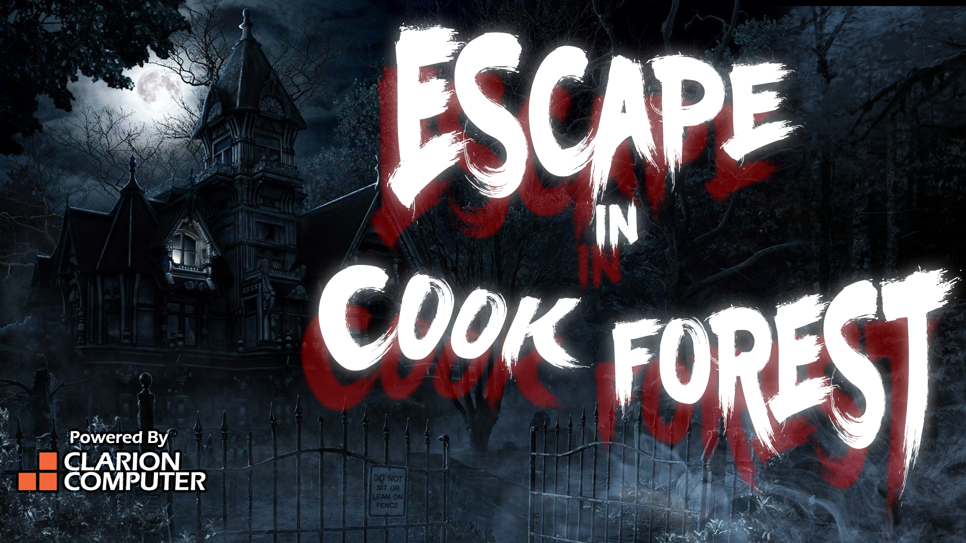 Escape in Cook Forest