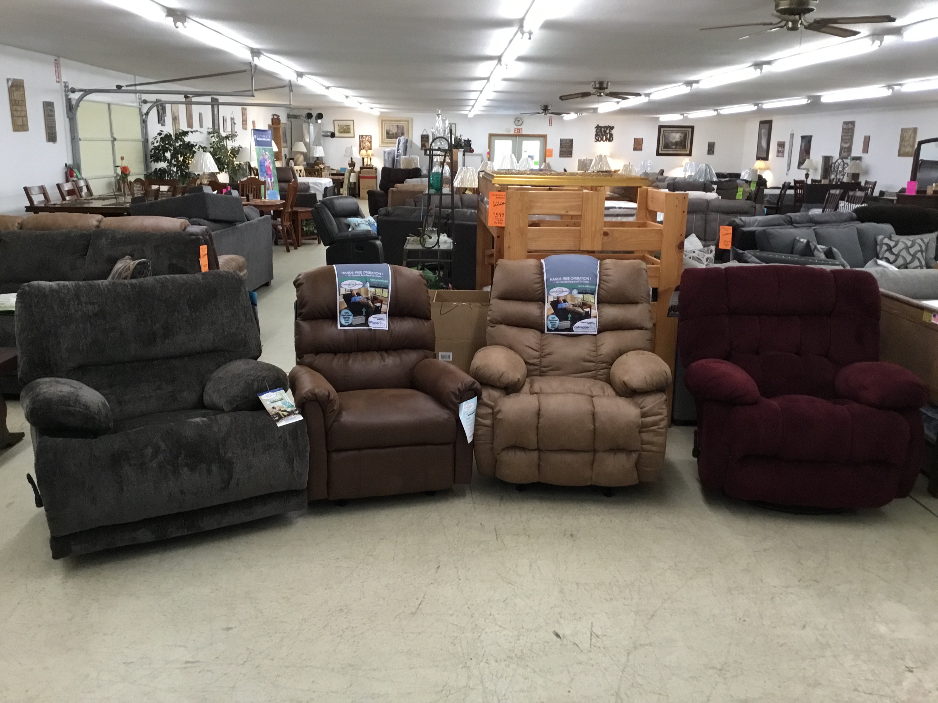 Sponsored Freedom Furniture All American Sale Happening