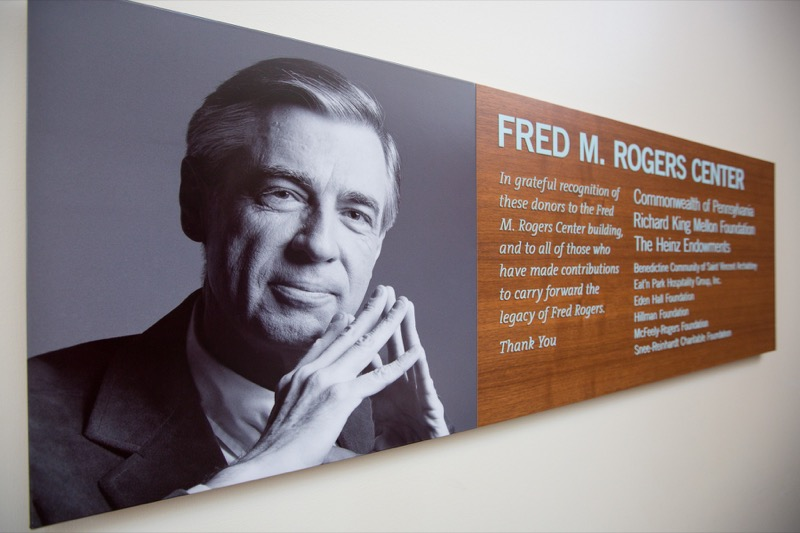 Pennsylvania Tourism Office Unveils New Fred Rogers Trail Explorevenango Com