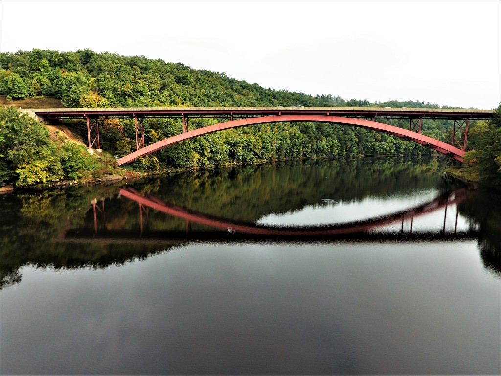 THE ROUTE 322 BRIDGE OVER THE CLARION RIVER Clarion County Submitted By Michael Shaw
