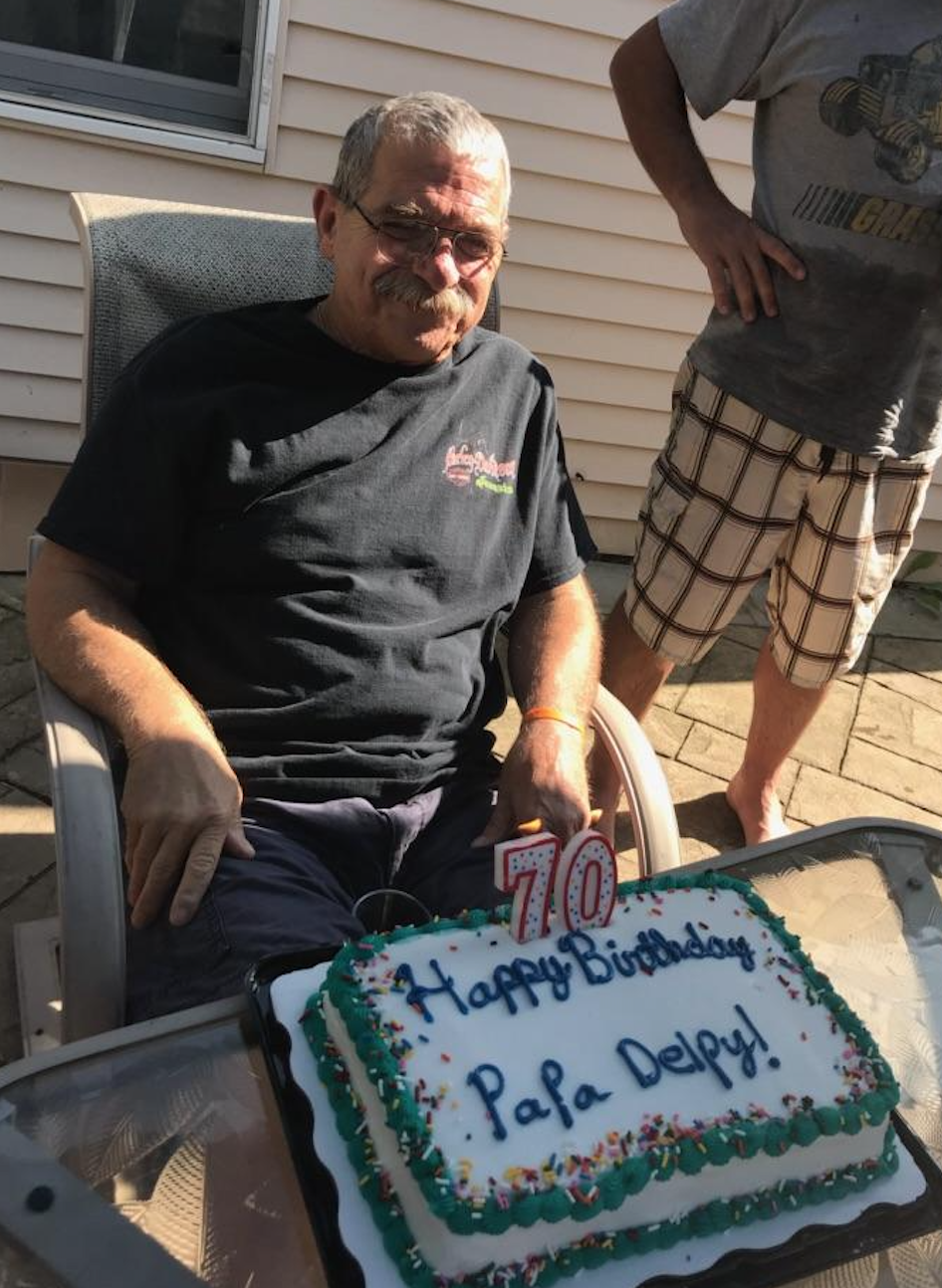 Alan Delp 70th Bday