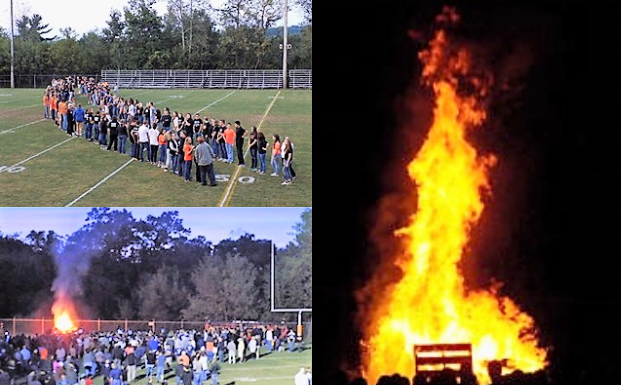 Clarion Bonfire for story