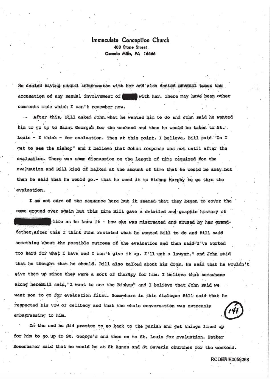 Clergy sexual abuse adam horowitz sexual abuse blog ic letter 2 altavistaventures Image collections