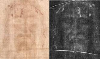 Man of the Shroud Exhibit Available for View at St  Joseph Hall