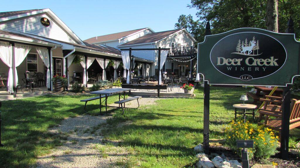 Deer Creek Winery & Inn