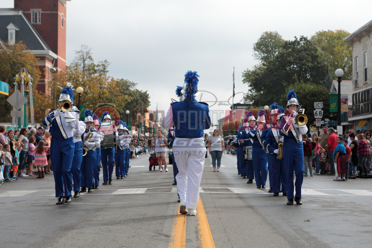 Clarion Hospital Tournament of Leaves Parade Results