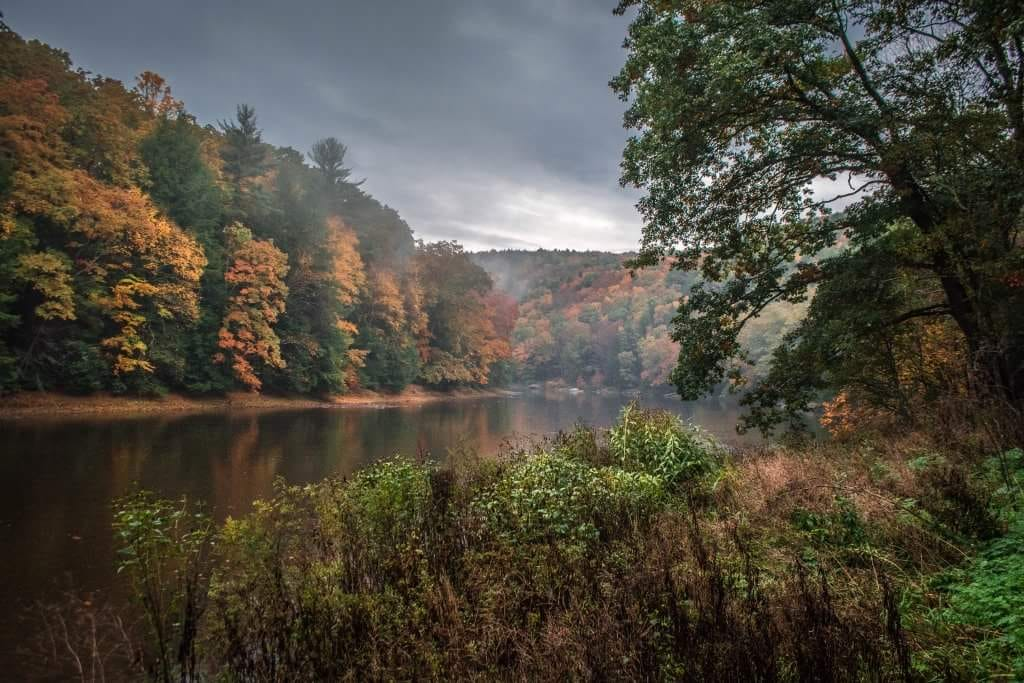 Clarion River. Courtesy of Mountain Man Photography.