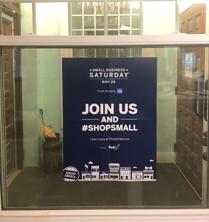 Oil-City-Warehouse-Mall-Small-Business-Saturday