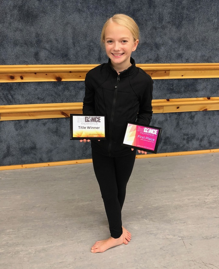 Petite Miss guiDANCE Pittsburgh-Caitlyn Wolfe