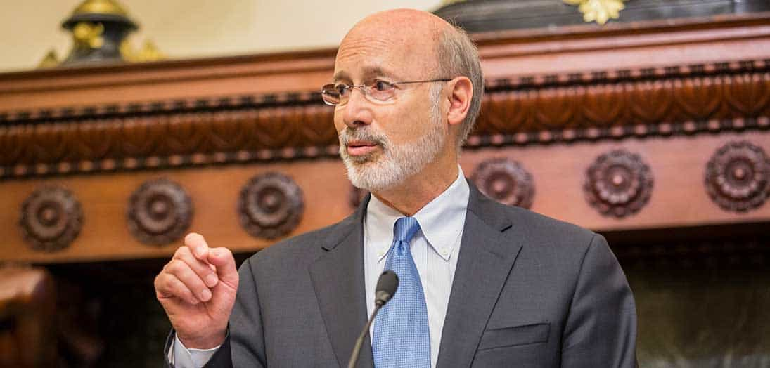 Governor Wolf a