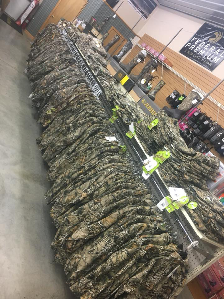 sportsmen outfitters camo jackets