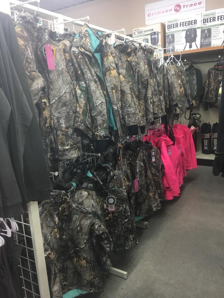 sportsmen outfitters jackets