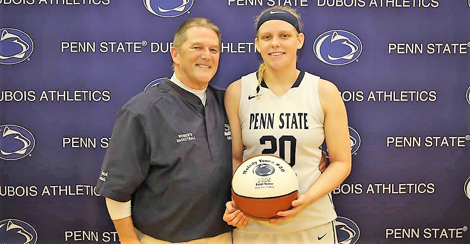 Pat Lewis Melody Young PSU DuBois
