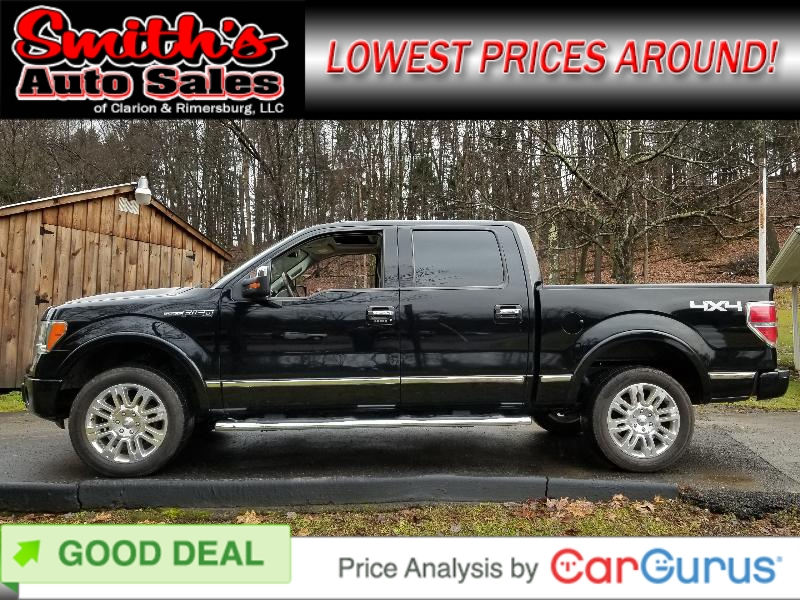 smiths Ford F150 2009