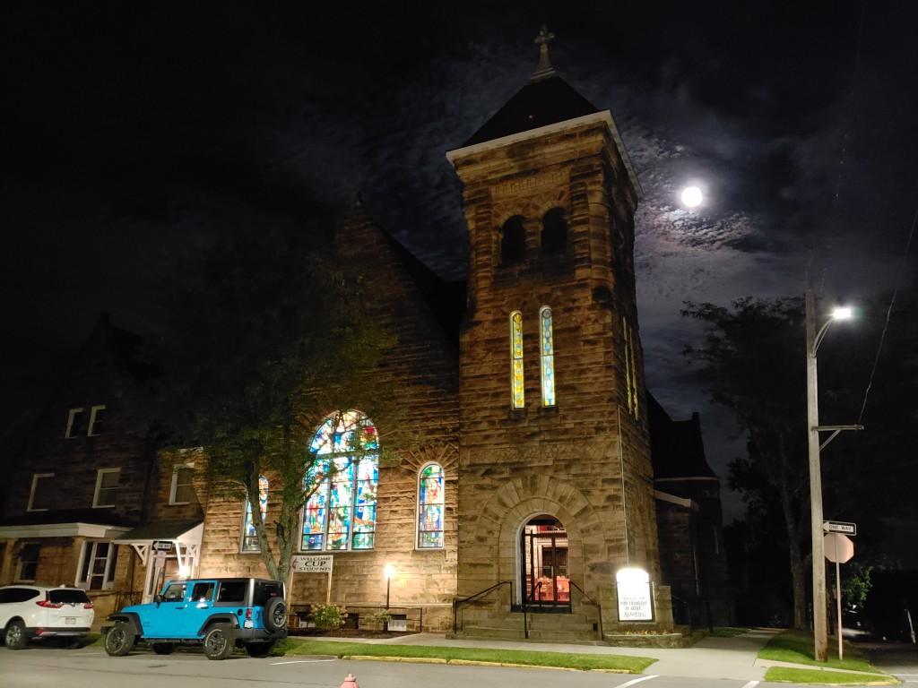Full-moon-over-Clarion-First-United-Methodist-Church.-Submitted-by-Elain-Riddle-3