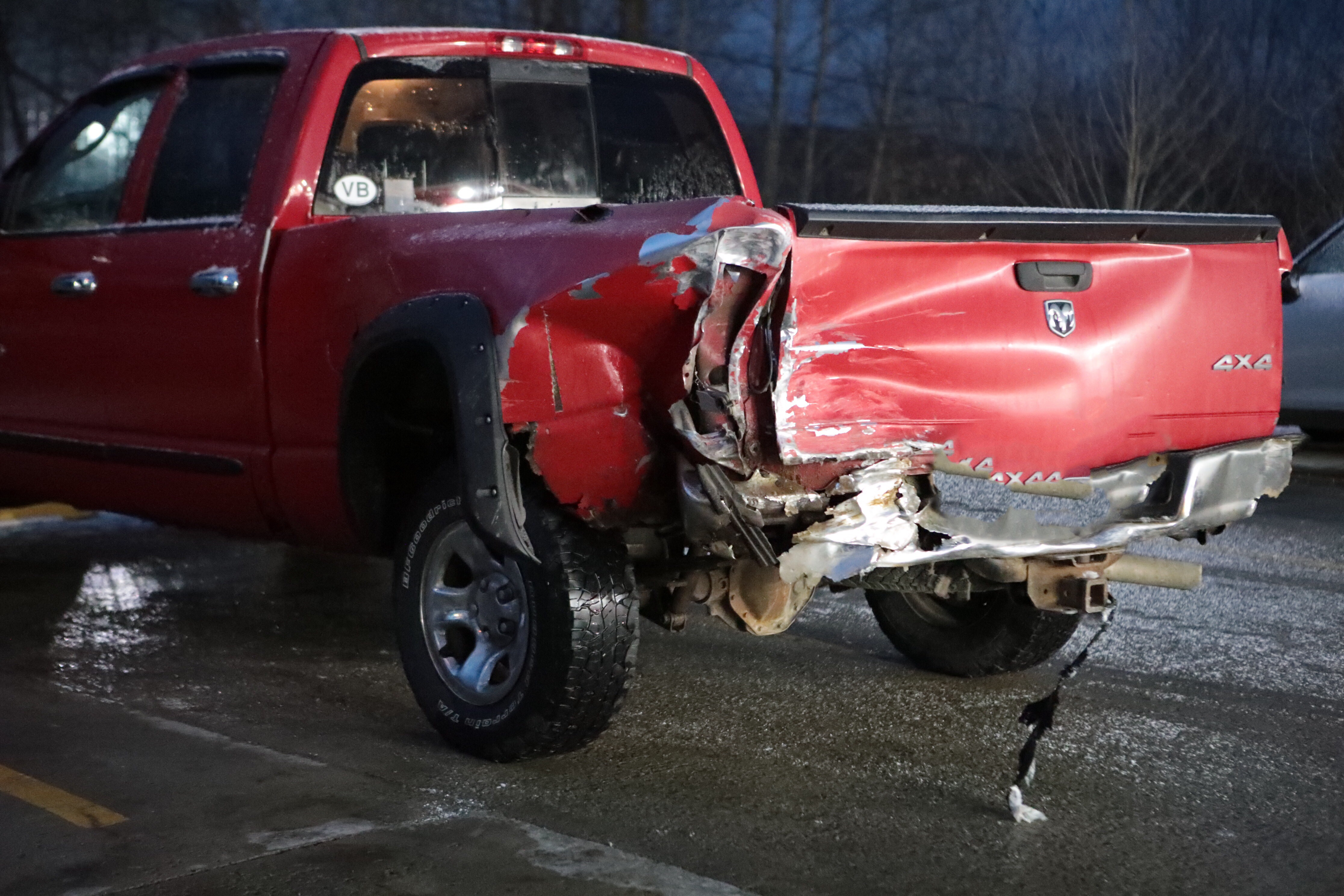 Icy Roads Lead to Multi-Vehicle Crash on I-80 Clarion River Bridge