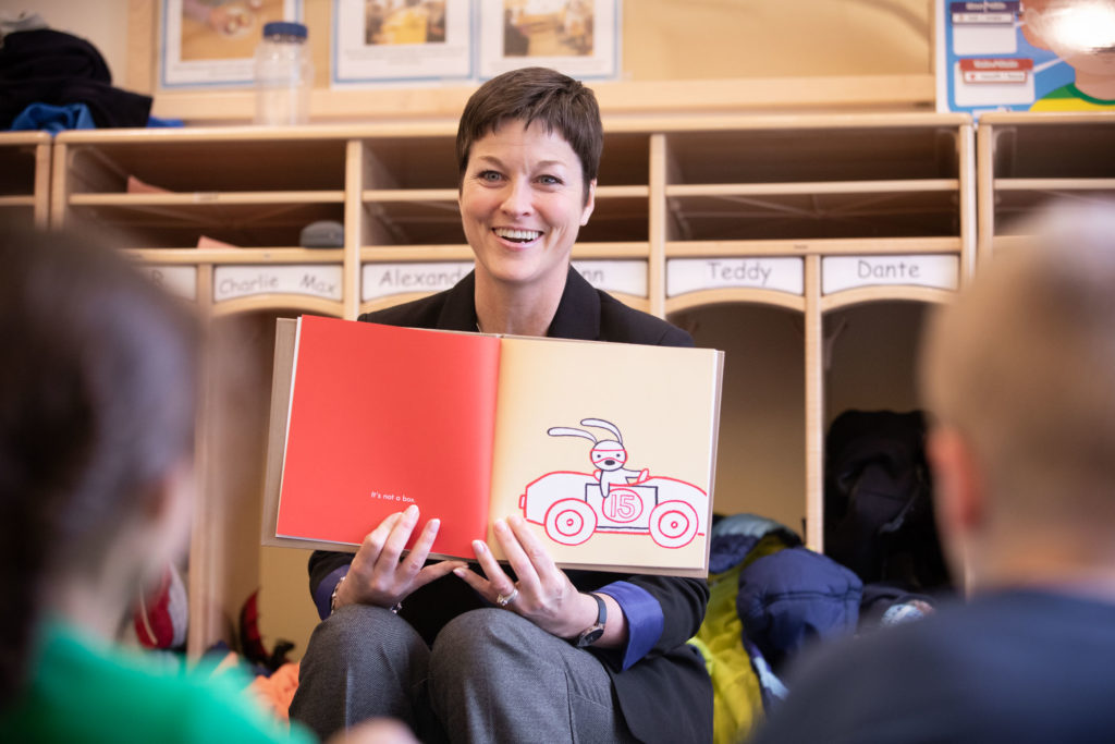 "Human Services Secretary to Participate in Month of the Young Child and Highlight Importance of Early Learning, Investments in Child Care at ""One Book, Every Child"" Event"